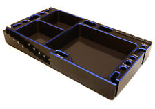 Integy C27180BLUE Universal Workbench Organizer 145x80x20mm Workstation Tray