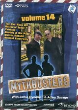 Mythbusters - Volume 14 - Brand New - Region 4 - Aust Seller
