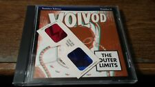 VOIVOD OUTER LIMITS WITH 3D GLASSES USED CD NICE SHAPE PROG LEGENDS