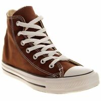 Converse Chuck Taylor All Star High Top  Brown - Mens - Size 4 M