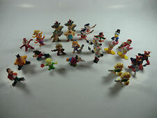 Lot of 27 Disney Figures Kelloggs Cereal Premium Toys Vintage 1990s Talespin