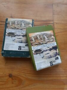 8 track cartridge Led Zeppelin Houses of the Holy tested