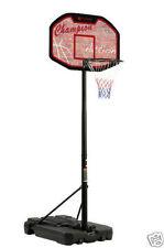 Garlando San Jose' Tabellone da Basket Colonna regolabile Base zavorrabile