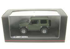 Suzuki Jimny Sierra (RHD) 2018 (jungle green) 1:43 Kyosho