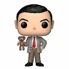 Funny FUN24495 Mr Bean with Turkey Head Chase 3.75in. Pop Vinyl Figure