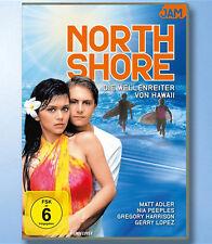 NORTH SHORE Die Wellenreiter von Hawaii DVD Matt Adler DEUTSCH Gerry Lopez NEU