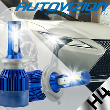 488W 48800lm Dual Side LED Headlight Kit H4 HB2 9003 Hi/low beam HID 5000K Bulbs