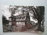 Ansichtskarte Königsfeld Schwarzwald 1957 Albert-Schweizer-Haus