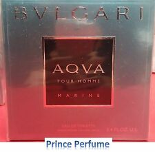 BULGARI AQUA POUR HOMME MARINE EDT VAPO NATURAL SPRAY - 100 ml