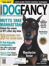 August 2011 Dog Fancy - German Pinscher - Mutts Take Manhattan , /j8