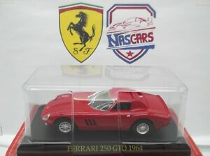 1/43 Ferrari 250 GTO 1964 rouge Ixo/ Altaya/ DeAgostini