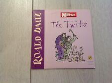 ROALD DAHL - THE TWITS PROMO AUDIO CD