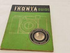RANGEFINDER IKONTA AND SUPER-IKONTA GUIDE SEVENTH EDITION