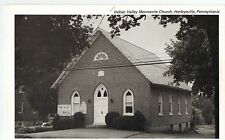 Indian Valley Mennonite Church in Harleysville PA OLD