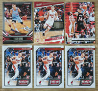 2019-20 Chronicles Basketball Tyler Herro Rookie RC Lot x6 - Investment Lot