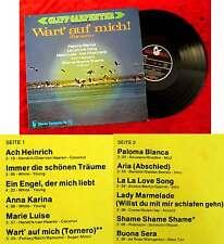 LP Cliff Carpenter: Wart auf mich - Stereo Tanzparty Nr. 13 (Hansa 89 544 ZT) D