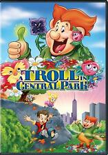 Troll in Central Park 0024543029335 With Jonathan Pryce DVD Region 1