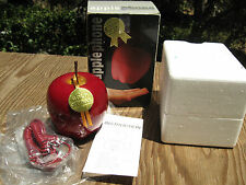 NEW - Vintage 1985 Red Apple Phone in Original Box, Model AP-303, By T.I.L.