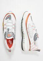 Nike Air Max 98 SE Mens White Grey Orange Shoe Trainer Sneaker UK Size 6-12