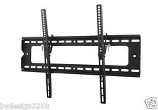 "Zuum Media TFS37-65-BK Ultraslim & Tilting Wall Mount for 37""-65"" flat-panel TVs"