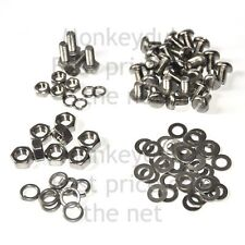 VW Bay Ghia T2 stainless FULL ENGINE TINWARE screw kit