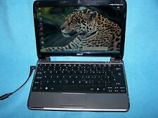 "Adattate Acer Aspire One ZA3 AO751H da 2Gb 250GB 11,6 ""ULTRASLIM WIFI WEBCAM SKYPE"