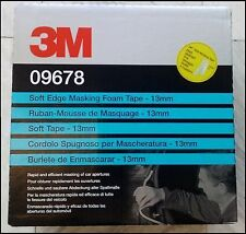 3M Soft Edge Making Foam Tape Box 13mm x 50m 09678 SPRAY PAINT LACQUER DOOR GAP