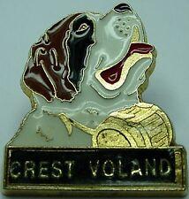 Crest Voland -  France Hat Lapel Pin HP5874