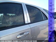 GTG, Fits 2003 - 2009 Kia Sorento 6PC Chrome Stainless Steel Pillars Posts