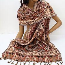 bufanda pañuelo mujer Classic Estilo Caliente Larga Oriente jamawar 200 x 70cm