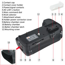 DSTE MB-D11 Vertical Battery Grip for Nikon D7000 DSLR Digital Camera as EN-EL15