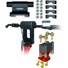 PowerMadd Pivot Riser Handlebar Adapter - Arctic Cat - 2000 & Newer - 45580