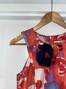 Alannah Hill Red Floral Playsuit 10