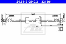 Bremsschlauch - ATE 24.5113-0540.3