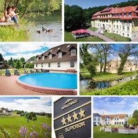 DEAL 100 EURO Wert Gutschein Urlaub travdo Hotel Deutschland Schnäppchen