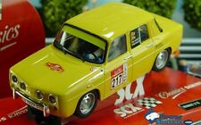 Scx 63800 Renault R8 TS Rally Costa Brava Slot Car 1/32 Scalextric