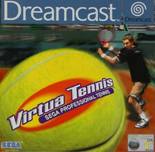 Tennis Sega Dreamcast PAL Video Games