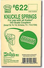 Kadee #622 Knuckle Spring for Standard Head couplers (HO) Freight 1-10 $2.50