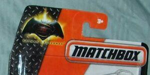 "Matchbox  Batmobile   Batwing  ""TAKE YOUR PICK"""