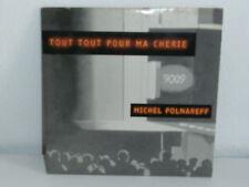 CD SINGLE MICHEL POLNAREFF Tout tout pour ma chérie 14 663032 17