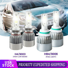 Headlight High Low Beam Fog Light Fit Toyota Prius 04-09 Rav4 01-05 Tundra 00-06