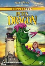 Pete's Dragon * NEW DVD * Shelley Winters Mickey Rooney (Region 4 Australia)