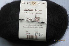 "Rowan ""KIDSILK HAZE"" Mohair/Silk Blend Yarn #0599 Wicked"