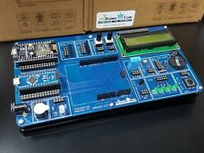 Arduino & IOT Learning Kit ( With step by step guidebook)