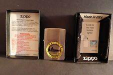Zippo Lighter USS Indianapolis CA 35