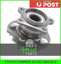 Fits TOYOTA HARRIER ACU30 Rear Wheel Bearing Hub