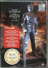 MICHAEL JACKSON Video Greatest Hits History 2001 MALAYSIA SPECIAL Edition DVD