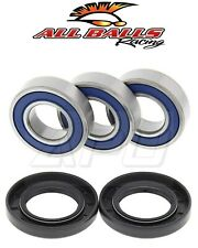 Rear Wheel Bearings TTR250 99-06 Yamaha TT-R250 TTR 250 ALL BALLS 25-1021 APU