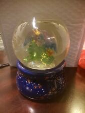 San Francisco Music Box Co Glass dragon water globe