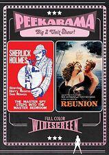 PEEKARAMA: SHERLICK MAISON / REUNION - DVD - Région 1 - Scellé